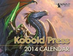 2014 Kobold Press Calendar