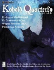 """#2 """"Paladins & Assassins, Ecology of the Barghest"""""""