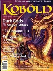 "#5 ""Dark Gods & Magical Altars, Princess of Hell, 4th Edition Designer Interview"""