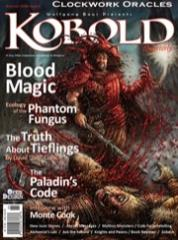 """#6 """"Blood Magic, The Truth About Tieflings, Monte Cook Interview"""""""