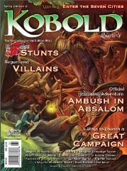 "#17 ""Dragon Age Stunts, Ambush in Absalom, The Scourges of Vael Turog"""