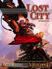Midgard - The Lost City