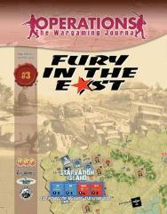 Special Issue #3 w/Fury in the East & Starvation Island