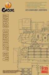M3A3 Bradley U.S. Cavalry Fighting Vehicle (Standard Edition)