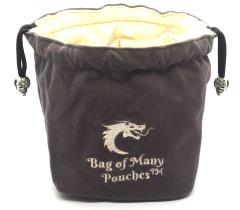 Bag of Many Pouches - Gray