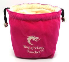 Bag of Many Pouches - Pink