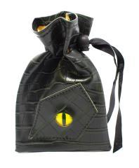 Dragon Eye Dice Bag - Green