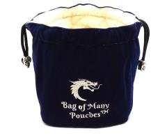 Bag of Many Pouches - Blue