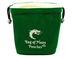 Bag of Many Pouches - Green