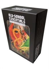 Old-School Essentials - Black Box
