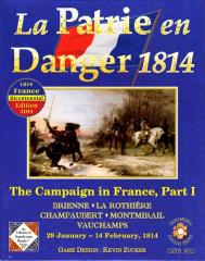 La Patrie en Danger 1814 (Bicentennial Edition)
