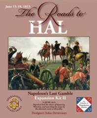 Napoleon's Last Gamble - The Roads to Hal