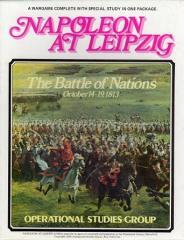 Napoleon at Leipzig (1st Edition)