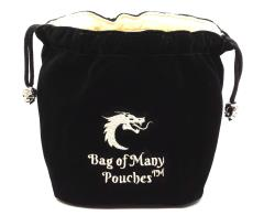 Bag of Many Pouches - Black
