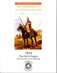 Special Study #7 - The Companion to La Patrie en Danger (2nd Printing)