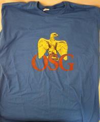 Operational Studies Group T-Shirt - 2XL (Blue)