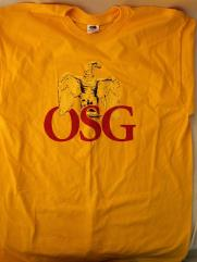 Operational Studies Group T-Shirt - XL (Yellow)