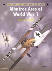 Albatros Aces of World War 1 - Part 1