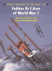 Fokker Dr I Aces of World War 1