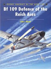 Bf 109 Defense of the Reich Aces