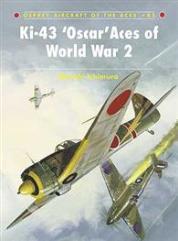 "Ki-43 ""Oscar"" Aces of World War 2"