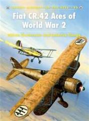Fiat Cr.42 Aces of World War 2