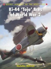 Ki-44 'Tojo' Aces of World War 2