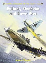 Defiant - Blenheim and Havoc Aces
