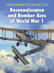 Reconnaissance & Bomber Aces of World War I