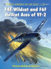 F4F Wildcat & F6F Hellcat Aces of VF-2