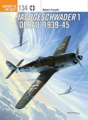 Jagdgeschwader 1 - Oesau Aces (1939-45)