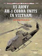 US Army AH-1 Cobra Units in Vietnam