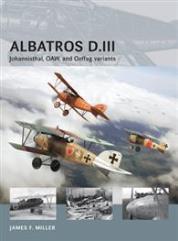 Albatros D.III - Johannisthal, OAW, and Oeffag Variants