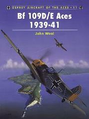 Bf 109 D/E Aces 1939-41