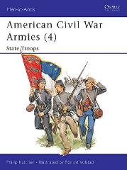American Civil War Armies (4) - State Troops