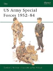 US Army Special Forces 1952-1984