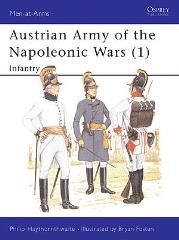Austrian Army of the Napoleonic Wars (1) - Infantry