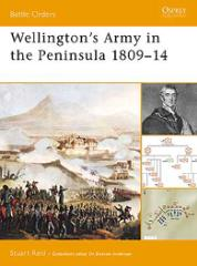 Wellington's Army in the Peninsula 1809-14
