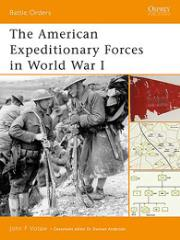 American Expeditionary Forces in World War 1, The