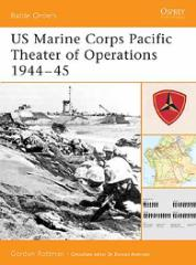 US Marine Corps - Pacific Theater of Operations 1944-45