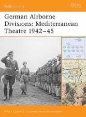 German Airborne Division - Mediterranean Theatre 1942-45