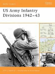 US Army Infantry Divisions 1942-43