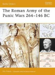 Roman Army of the Punic Wars 264-146 BC, The