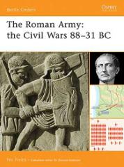 Roman Army, The - Civil Wars 88-31 BC