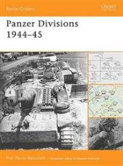 Panzer Divisions - 1944-45