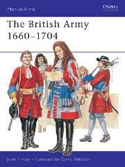 British Army 1660-1704, The