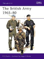 British Army 1965-80, The