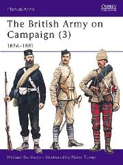 British Army on Campaign, The (3) - 1856-1881