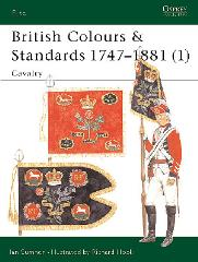 British Colours & Standards 1747-1881 (1) - Cavalry