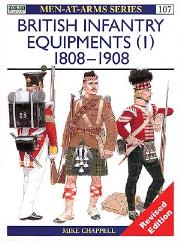 British Infantry Equipments (1) - 1808-1908